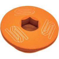 Picture of KTM SX 505 Wartungsschraube Orange / Engine Oil Plug