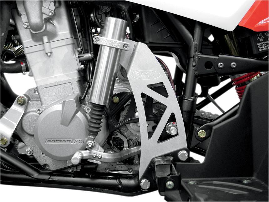 Quad Motorrad Ersatzteile. Polaris Outlaw 450 / 525 Pingel tip ...